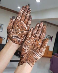 Mehndi Designs Front Hand, Latest Bridal Mehndi Designs, Full Hand Mehndi Designs, Mehndi Designs 2018, Modern Mehndi Designs, Mehndi Designs For Girls, Mehndi Designs For Beginners, Mehndi Design Photos, New Bridal Mehndi Designs
