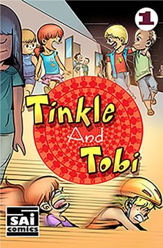 Tinkle and Tobi (Sai Comics)