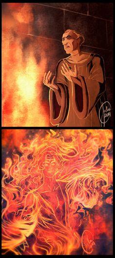 Hellfire by juliajm15 on deviantART I love this