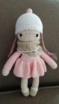 crochet doll braids