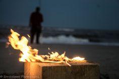 Beach Bonfires, OBX.