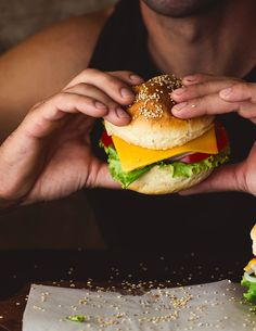 Kanela y Limón: La hamburguesa perfecta