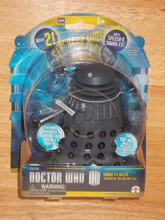 Doctor Who Talking Dalek 5-Inch Action Figure: Genesis of the Daleks (1975)
