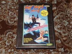 Surf Nazis Must Die (DVD, 1998) Rare OOP 1st Troma! *Pressed* Cult Trash Sleaze!