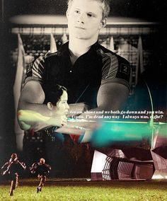 Cato. One of my favorite characters.