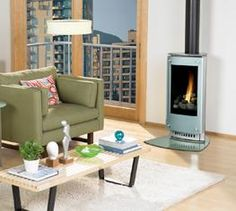 Heat & Glo PALOMA Gas Stove from Fireside Hearth & Home
