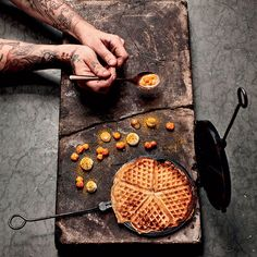 waffle iron | Inspired by: The Connor Chino #ClubMonacoChinos