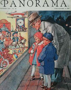 Panorama 1939  (Sinterklaas cover)
