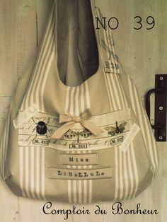 Magnifique sac commandé à Christelle.