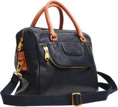 To me, this is the most ideal travel bag; pockets; adjustable strap; great colour accents