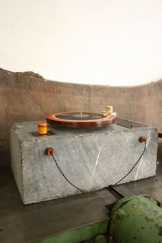 Handmade Record Player
