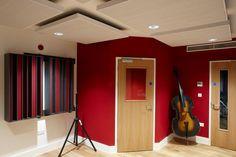 02 Techos de diseño acústicos acoustic design ceilings plafonds design acoustiques