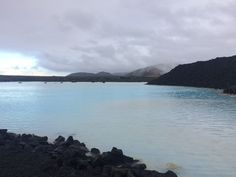 Blue Lagoon in Iceland. Photo br D.Higgins