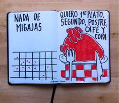 Nada de migajas... (Alfonso Casas)