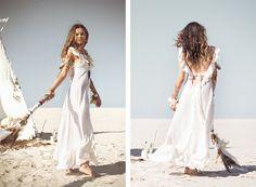 ANNAWII ♥ - BOHEMIAN WEDDING DRESSES