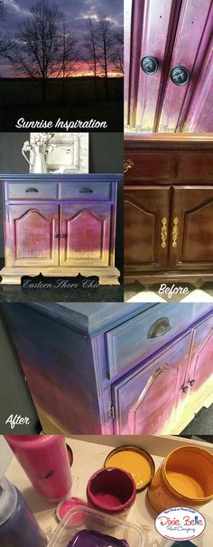 Get inspired with nature and Dixie Belle Paint! Click to read more!