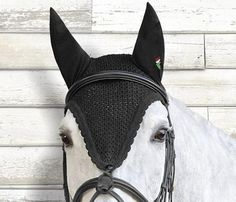 Equiline Fly Veil with Loop