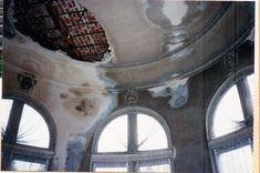 Interior east porch 1990's Lynnwood Hall, Elkins Park, Old Mansions, Edwardian Era, Art History, Gilded Age, Pennsylvania, Philadelphia, Porch