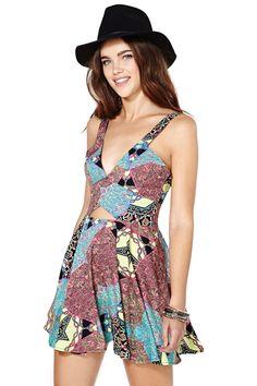 Nasty Gal It's a Trip Dress   Shop Dresses at Nasty Gal