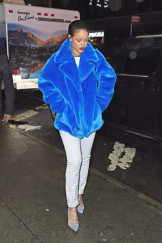 Flaunt your fur at this season's shows: