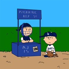 So cute and true. AJ Ellis has become a pillar of literal and metaphoric strength behind the plate.