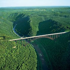 Best Southern Travel Destinations: New River Gorge, West Virginia - Best Southern Travel Destinations - Southern Living