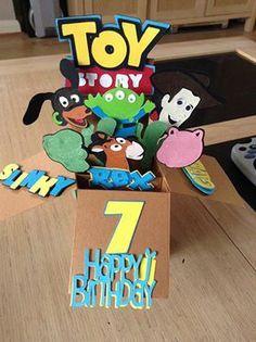 box pop up favour toy story - Pesquisa do Google