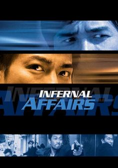 Infernal Affairs stars two of my favorite actors from China, Andy Lau and Tony Leung, and when those two are given a great script, it's magic time. The story of two young men going in a different direction, a criminal who applies to the police academy and becomes a informant for the criminals, and a police academy cadet who goes undercover as a mole inside the same organization. The plot kept me on the edge of my seat and the the acting just blew me away. An excellent film.