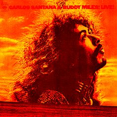 Santana - Buddy Miles Live .... Buddy Miles one of the best Rock and Blues drummers
