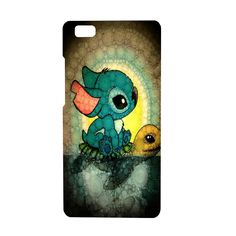 Cute Cartoon Painted Mobile Phone Case Huawei p8 Lite Colorful Protective Case For Huawei Ascend P8 Lite 5.0 inch
