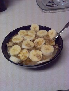 On this cold wintry day I needed a little warm up so I decided to make oatmeal and to put a little spin on it I dug in my collection of Bickford Flavors an added roughly 1 teaspoon of banana flavor, 1 teaspoon of maple flavor and a splash of vanilla because well I put Bickford Flavors pure vanilla in everything I sprinkled a little brown sugar on the top sliced up a banana and it was the best breakfast I've had in a long time !