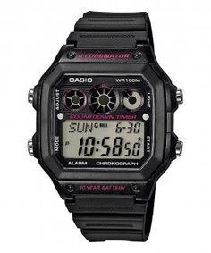 Casio Collection Relógio AE-1300WH-1A2VEF