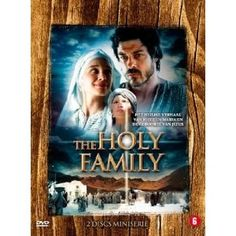 The Holy Family - Complete Series - 2-DVD Set - The historical story of how Mary met the carpenter Joseph, the Virgin birth, and the early years of Jesus the boy.