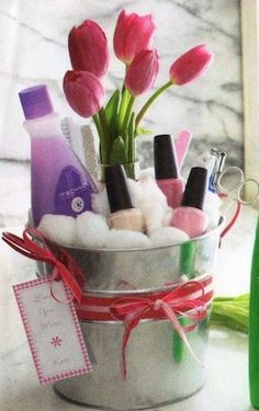 DIY: 5 Super Cute Easter Baskets You Can Make For Your Friends! #DIY #Easter