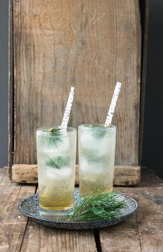 Mountain Pine Whiskey Cooler