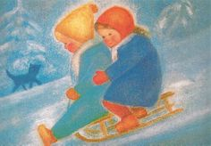 Waldorf Toys - postcards and posters