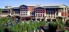 Stay inside the magic at Disney's Grand Californian Hotel and Spa nestled within Disney's California Adventure Park at the Disneyland Resort. Disney Destinations, Disney Resorts, Disney Vacations, Hotels And Resorts, Vacation Spots, Fun Vacations, Disneyland Resort Hotel, Disneyland Trip, Disney Grand Californian Hotel