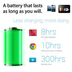 10 Tablet Battery Tips: More Power - InformationWeek