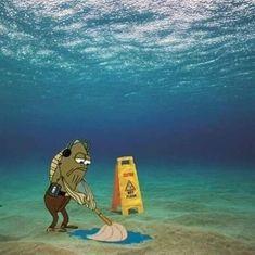 26 Of Today's Freshest Pics And Memes – Humor bilder Memes Humor, Funny Jokes, Hilarious, Humor Humour, Gym Memes, True Memes, Humor Videos, Spongebob Logic, Spongebob Squarepants