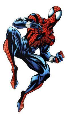 Ben Riley /Spider-Man /Scarlett Spider