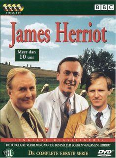 James Herriot - Engelse serie over dierenartsen op het platteland