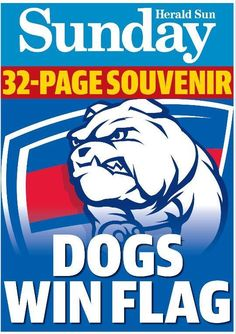 Australian Football League, Western Bulldogs, Football Team Logos, Great Team, Etchings, Doggies, Red And White, Nostalgia, Fox