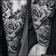 Forearm Tattoos for Men - 73