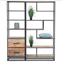 Industrial Scandinavian, Living Room Inspiration, Furniture Inspiration, Living Room Designs, Zen, Sweet Home, New Homes, Home And Garden, Living Room