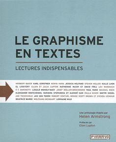 Helen Armstrong, Le Graphisme en textes, lectures indispensables