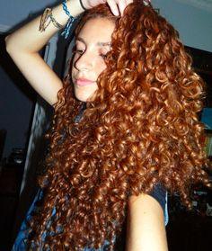 Nova rotina 100% caseira! – Lavagem com Água de Aveia e Creme de Pentear com Goma Xantana e Chá de Hibisco – Cachos da Gi | por Giovanna Oaken | naturally curly hair natural curls red head ginger henna