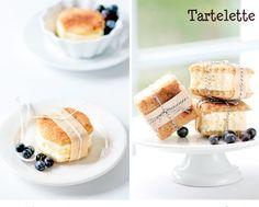 Snickerdoodle lemon tartlette ice cream sandwich....mmmmmm!