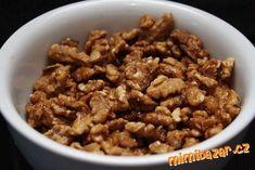 Obalované vlašské ořechy