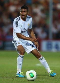 Casemiro of Real Madrid FC