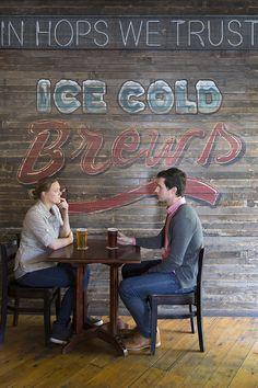 Get your ice cold brews at Pyrmont pub Quarrymans Hotel